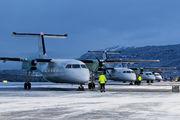 LN-WSB - Widerøe de Havilland Canada DHC-8-200Q Dash 8 aircraft