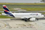 PR-MAO - LATAM Airbus A319 aircraft