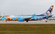 C-GWSV - WestJet Airlines Boeing 737-800 aircraft