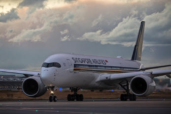 9V-SMG - Singapore Airlines Airbus A350-900