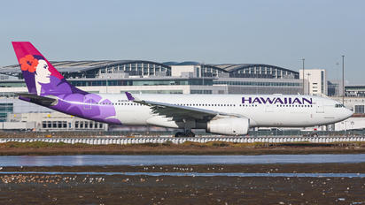 N389HA - Hawaiian Airlines Airbus A330-200