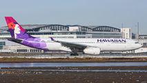 N389HA - Hawaiian Airlines Airbus A330-200 aircraft