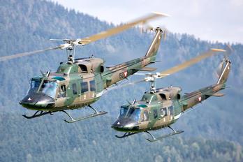5D-HG - Austria - Air Force Bell 212