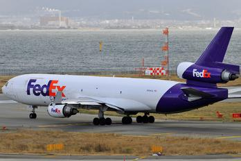 N584FE - FedEx Federal Express McDonnell Douglas MD-11F