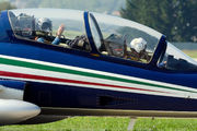 "MM54473 - Italy - Air Force ""Frecce Tricolori"" Aermacchi MB-339-A/PAN aircraft"