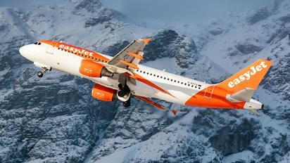 G-EZTG - easyJet Airbus A320