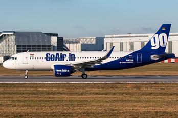 D-AXAJ - Go Air Airbus A320