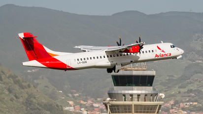 LV-GUG - Avianca ATR 42 (all models)
