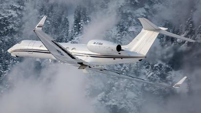 M-FISH - Private Gulfstream Aerospace G-V, G-V-SP, G500, G550