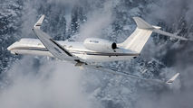M-FISH - Private Gulfstream Aerospace G-V, G-V-SP, G500, G550 aircraft