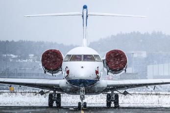 VT-KJB - Bajaj Hindustan Bombardier BD-700 Global 5000