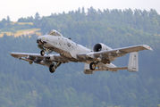 192 - USA - Air Force Fairchild A-10 Thunderbolt II (all models) aircraft