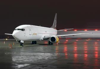 OY-JTK - Jet Time Boeing 737-400F