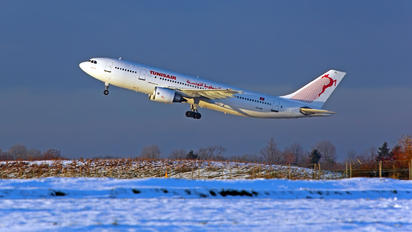 TS-IPC - Tunisair Airbus A300