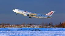 TS-IPC - Tunisair Airbus A300 aircraft