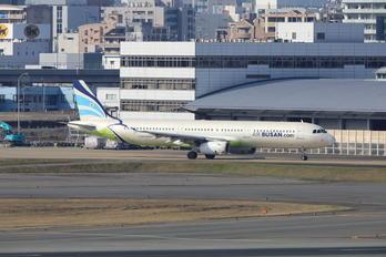 HL8213 - Air Busan Airbus A321