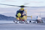LN-OOE - Norsk Luftambulanse AS Eurocopter EC135 (all models) aircraft