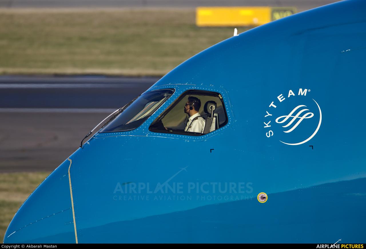 Vietnam Airlines VN-A866 aircraft at London - Heathrow
