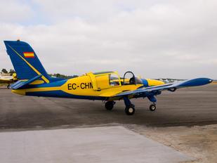 EC-CHM - Private Morane Saulnier MS.880B Rallye Club