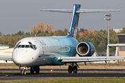 OH-BLO - Blue1 Boeing 717 aircraft