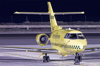 OY-JJC - Joinjet Hawker Beechcraft 800XP