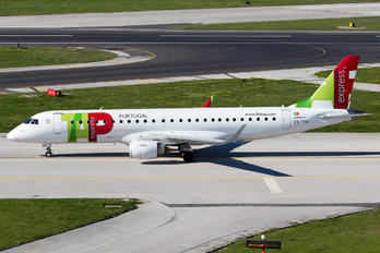 CS-TPR - TAP Express Embraer ERJ-190 (190-100)