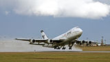 Iran Air Boeing 747-200 EP-IAG at Paris - Orly airport