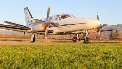 OE-FAN - Private Cessna 441 Conquest