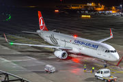 TC-JTA - Turkish Airlines Airbus A321 aircraft