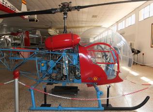 HE.7-13 - Spain - Air Force Agusta / Agusta-Bell AB 47