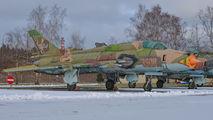 3908 - Poland - Air Force Sukhoi Su-22M-4 aircraft