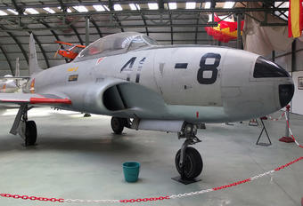 E.15-51 - Spain - Air Force Lockheed T-33A Shooting Star