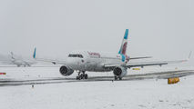 OE-IQB - Eurowings Europe Airbus A320 aircraft