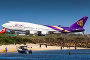 HS-TGX - Thai Airways Boeing 747-400 aircraft
