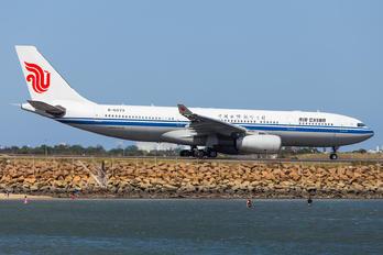 B-6072 - Air China Airbus A330-200