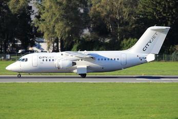 EI-RJR - Air France - Cityjet British Aerospace BAe 146-200/Avro RJ85