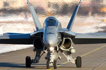 J-5023 - Switzerland - Air Force McDonnell Douglas F/A-18C Hornet