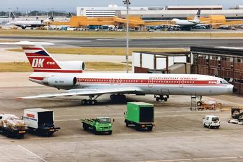OK-TCC - CSA - Czechoslovak Airlines Tupolev Tu-154M