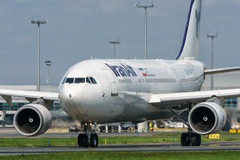 EP-IBB - Iran Air Airbus A300