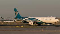 A4O-DJ - Oman Air Airbus A330-300 aircraft