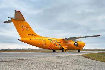 RA-61703 - Saratov Airlines Antonov An-148
