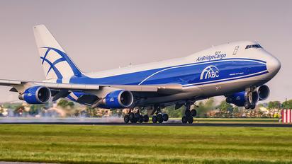 VQ-BHE - Air Bridge Cargo Boeing 747-400F, ERF