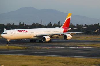 EC-KZI - Iberia Airbus A340-600