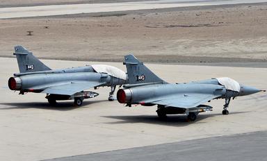 - - Peru - Air Force Dassault Mirage 2000D