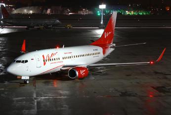 VP-BVS - Vim Airlines Boeing 737-500