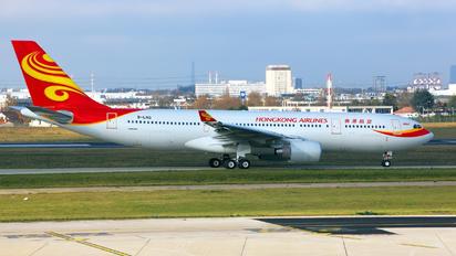 B-LNG - Hong Kong Airlines Airbus A330-200