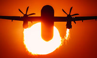 - - JAL-  Japan Air Commuter de Havilland Canada DHC-8-400Q / Bombardier Q400 aircraft