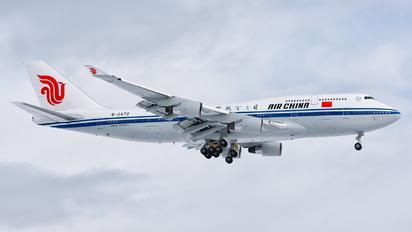 B-2472 - Air China Boeing 747-400
