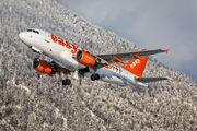 G-EZBM - easyJet Airbus A319 aircraft