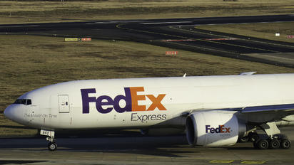 N882FD - FedEx Federal Express Boeing 777F